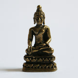 TINY GOLDEN STATUE OF BUDDHA - ThirdWorldTrAid