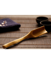 Bamboo Long Handled Scoop