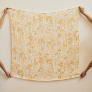 Goldfields Bamboo and Organic Cotton Swaddle