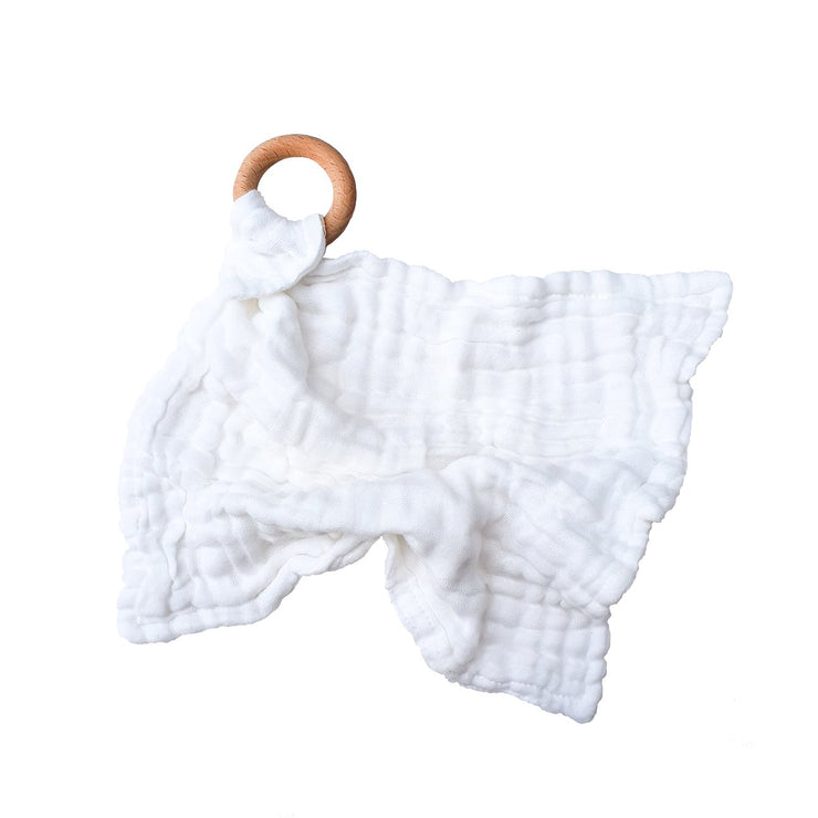 Organic Cotton Lovey Comforter