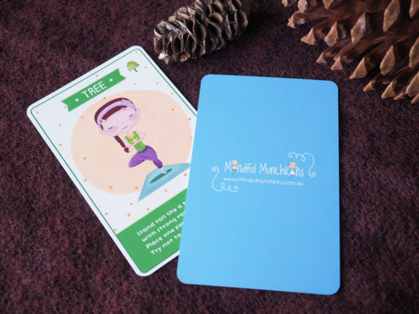 Yoga Cards for Children