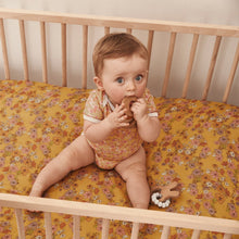 Love Child Hemp and Organic Cotton Cot Sheet