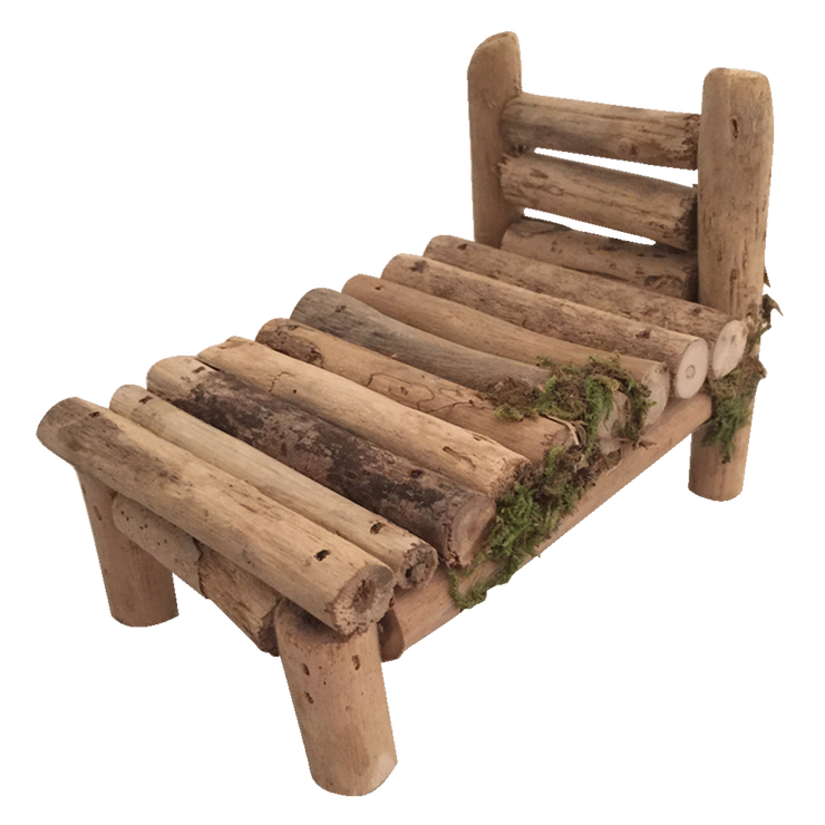 Woodland Fairy/Gnome Bed