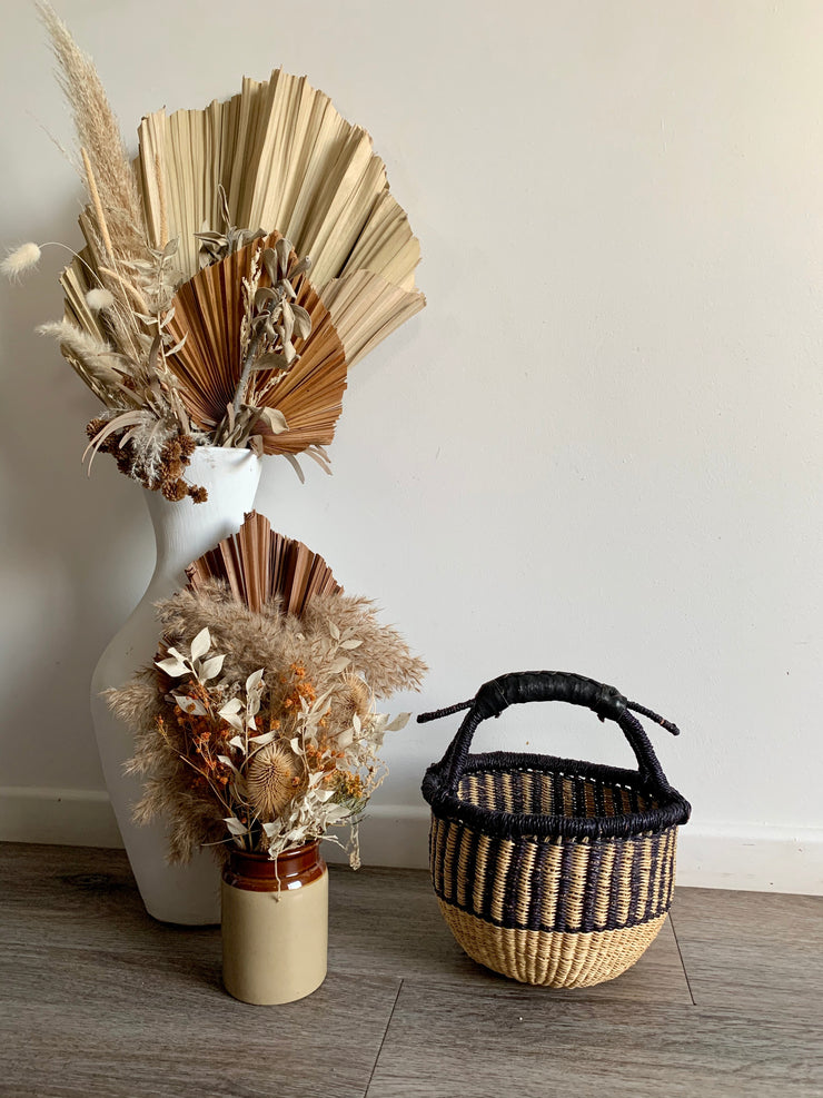 Mini Basket (black handle)
