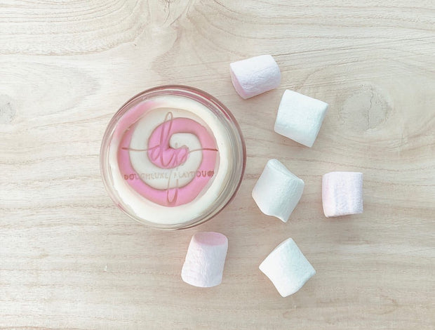 MARSHMALLOW Doughluxe Natural Playdough