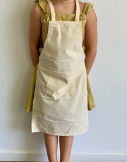 Children's Calico Apron