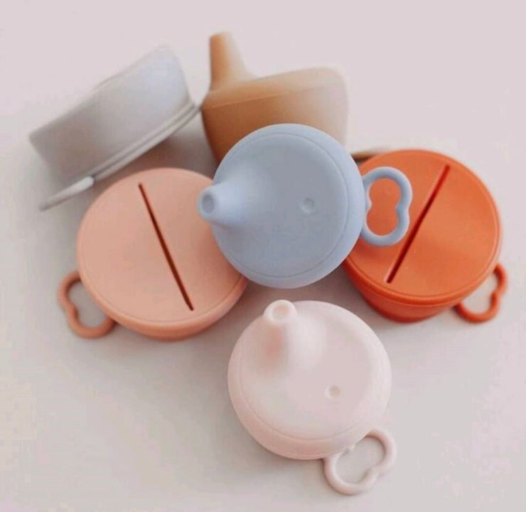 Sippy Cup & Snack Lid Set