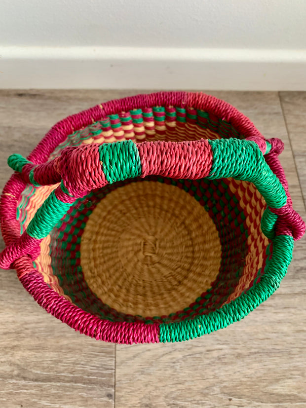 Mini Basket (Vegan handle)
