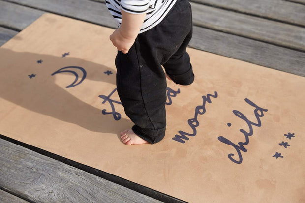 Moon Child Kids Yoga Mat *PREORDER