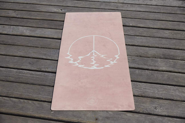 Peace Yoga Mat