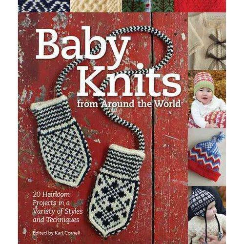 Baby Knits from around the World : twenty heirloom projects in a variety of styles and techniques