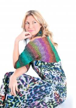 Noro : Spring into Summer by Rosee Woodland and Kirstie McLeod