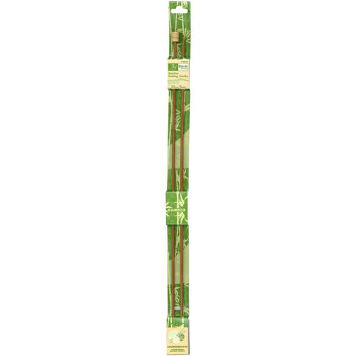 Bamboo Knitting Needles - 33cm
