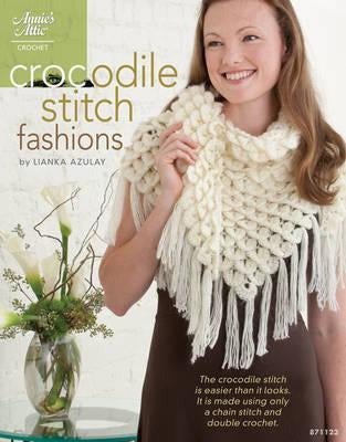 Crocodile Stitch Fashions by Lianka Azulay