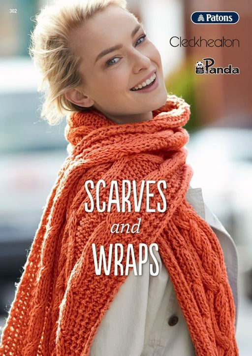 302 Scarves and Wraps