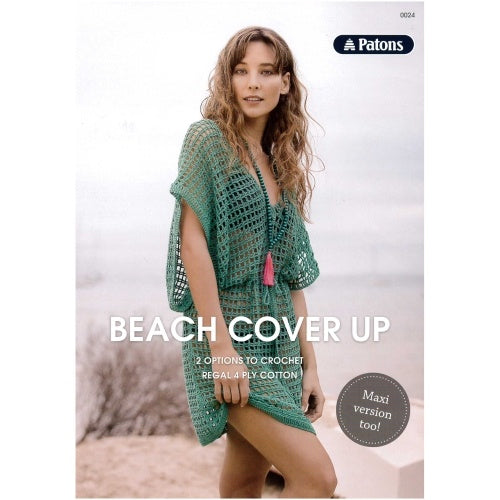 0024 Patons - Beach Cover Up