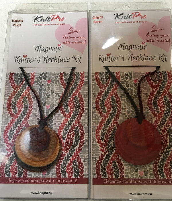 Magnetic Knitter's Necklace Kit