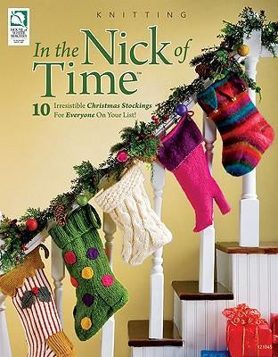 In the Nick of Time : 10 Irresistible Christmas Stockings for Everyone on Your List!