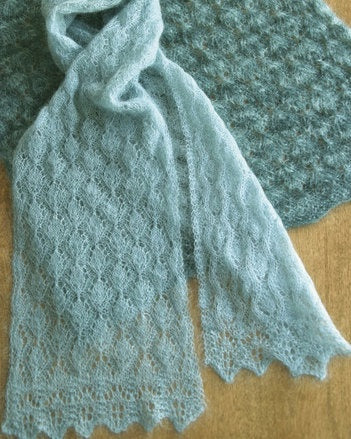 AC-73 Cocoon Lace Scarf or Wrap