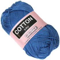 Cotton 8 PLY