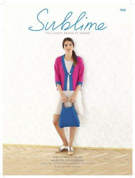 709 The fourth Sublime Worsted design book