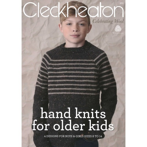 3011 Hand knits for older kids : 4 designs for boys & girls sixes 8 to 14