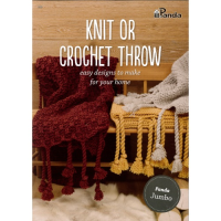 809 Knit or Crochet Throw