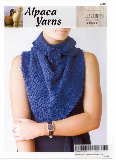 2412 Neck Scarf