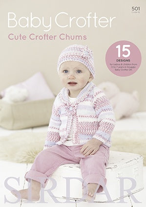 501 Cute Crofter Chums
