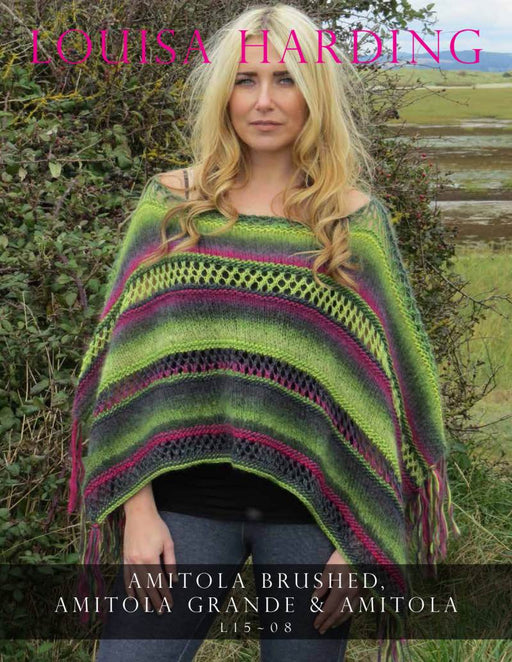 L15-08 Double-Duty Poncho