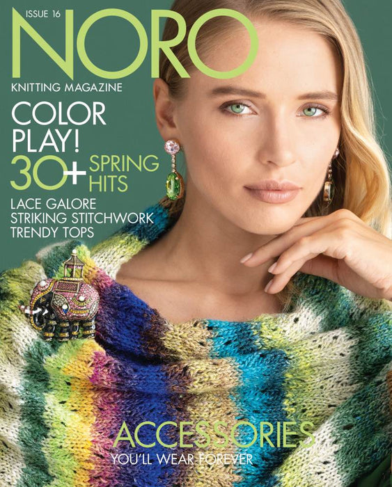 Noro Magazine - Issue 16