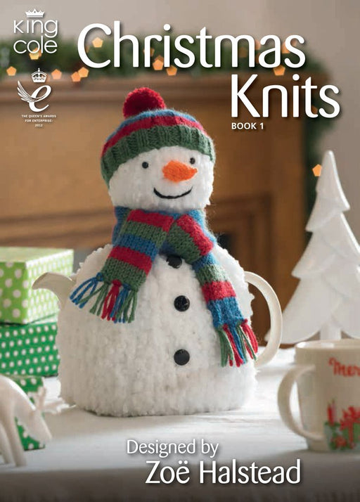 Christmas Knits : Book 1