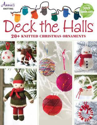 Deck the Halls : 20+ Knitted Christmas Ornaments
