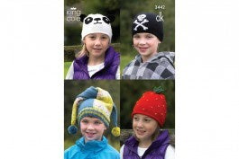 3442 Kid's Novelty Hats