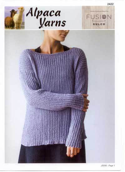 2422 Summer Sweater