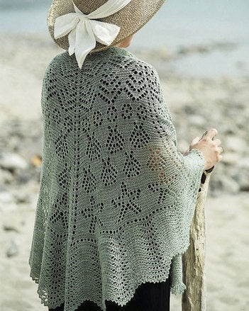 S-2008 Seascape Shawl