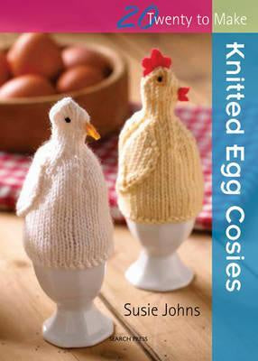 Knitted Egg Cosies : Susie Johns