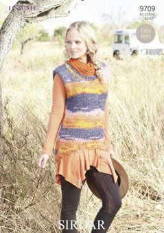 9709 Sirdar Indie - Sweater