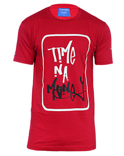 "Time Na Money"" T-Shirt 