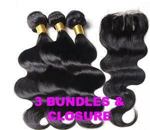ANY 3 BUNDLES  W FREE CLOSURE $150