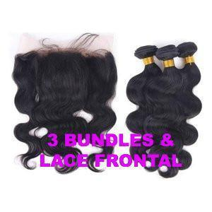 ANY 4 BUNDLE DEAL WITH FREE FRONTAL $230