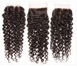 Lace Closure Curly