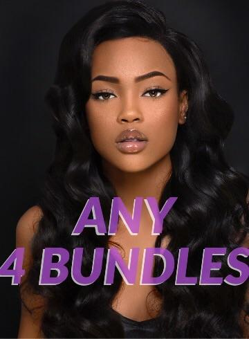 4 Bundle Deal $205