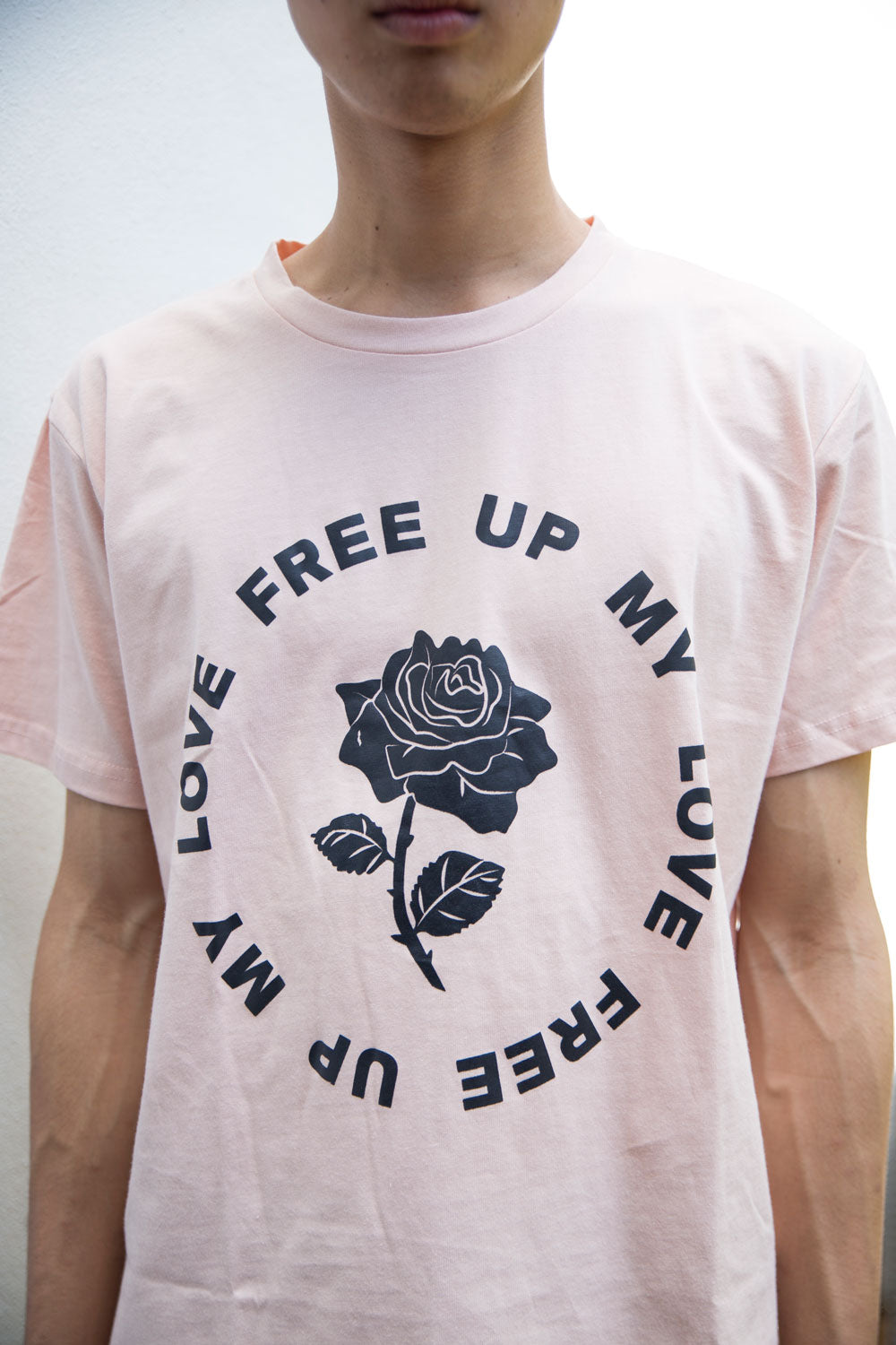 FREE UP MY LOVE T-SHIRT