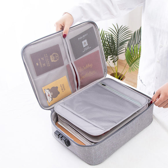 Document Organizer - Travel Bag
