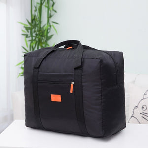 Large Foldable Travel Duffel Bag