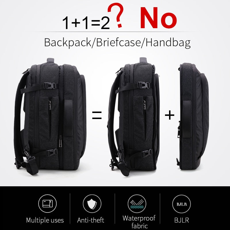 Multi-function 17 inch Large Capacity Travel Backpack