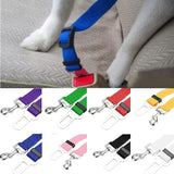 Pet Collar Seat Belt for Safety
