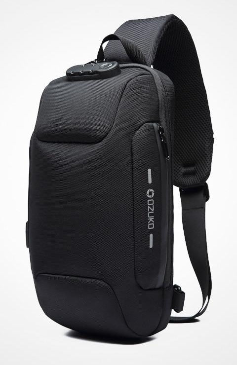 Anti-Theft Multi-functional Cross-body Bag