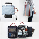 Weekend Organizer Suitcase Collation Pouch Bag